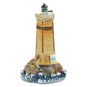 Leuchtturm der Alten - La Vieille 10cm von 1887 Frankreich