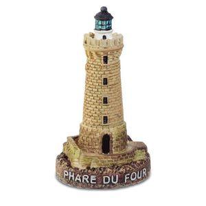 Leuchtturm le Four 10cm von 1874 Frankreich