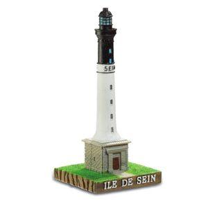 Leuchtturm l'Ile de Sein 10,4cm von 1951 Frankreich