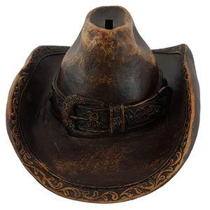 Western Spardose Cowboy Hut - Hat 23,5cm – Bild 1