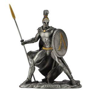 Zinnfigur Leonidas König von Sparta 11cm