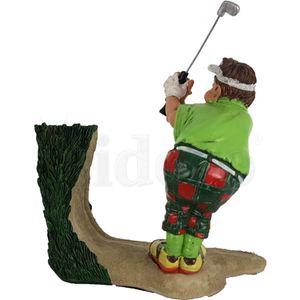 Funny Sport Golf - Golfer im Sand Bunker 20cm – Bild 4