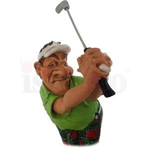 Funny Sport Golf - Golfer im Sand Bunker 20cm – Bild 6