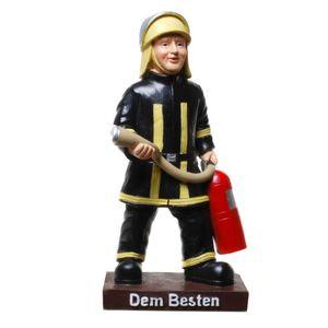 Funny World Beruf - Feuerwehr - Dem Besten - Figur 15,5cm