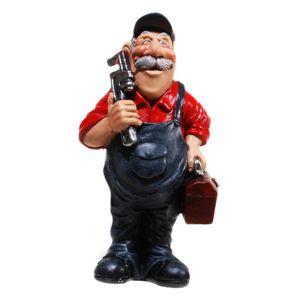 Funny World Beruf - Klempner mit Rohrzange 16cm