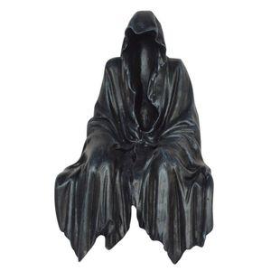 Grim Reaper Kantenhocker ohne Gesicht 23cm