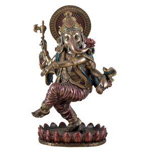 Indischer Elefantengott Ganesha bro-col. – Bild 1