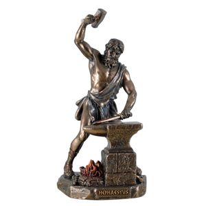 Hephaistos griechischer Gott des Feuers bro-col. – Bild 1