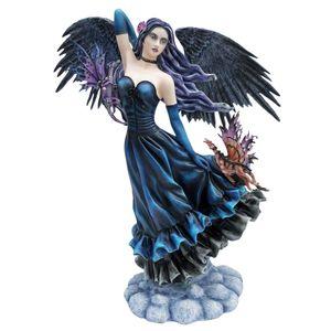 Dark Angel Dragoria mit Babydrachen