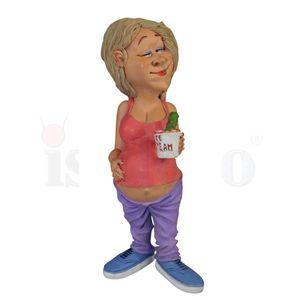 Funny Life - Schwangere mit Gurkenkaffee  – Bild 2
