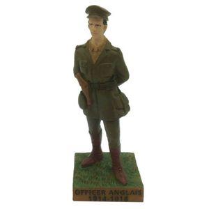 Figur Englischer Offizier 11cm WWI 1914-1918