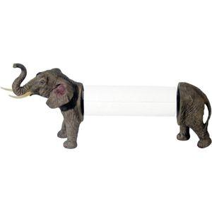 Elefant als Küchenrollenhalter 59cm (ohne Zubehör)