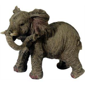Kleiner Elefant stehend 16cm