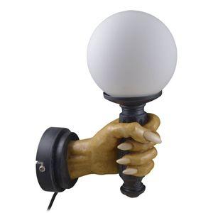 Lampe linker Armleuchter von Markus Mayer 25cm (ohne Leuchtmittel) – Bild 1