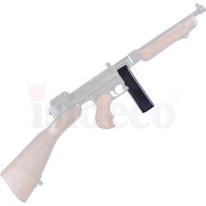Stabmagazin für Deko Maschinenpistole Thompson M1 (M1A1) Militärversion – Bild 2