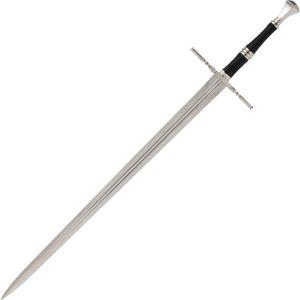 The Witcher Deko Fantasy Stahlschwert Geralt von Riva 126cm – Bild 1