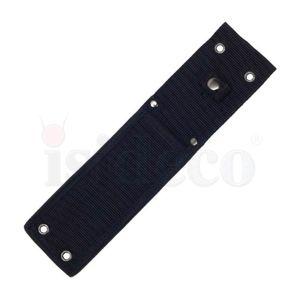 Wurfmesser 26cm aus Kohlenstoffstahl in Nylonscheide – Bild 2