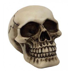 Totenkopf menschlich 9,5cm