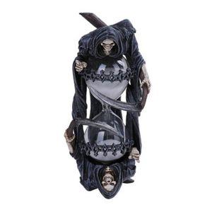 Sanduhr Eieruhr Grim Reaper mit Sense by Anne Stokes 20cm