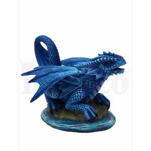 Baby Drache Draco Aqua - Water Dragon by Anne Stokes 11,5cm – Bild 2