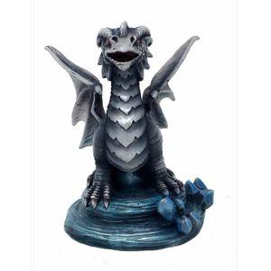 Baby Drache Draco Petra - Rock Dragon by Anne Stokes 11cm – Bild 1