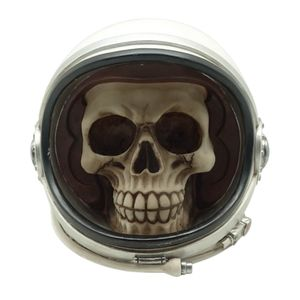 Totenkopf im Astronautenhelm - I was lost in Space 18cm