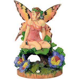 Figur Viola Pansy Elfe - Linda Ravenscroft