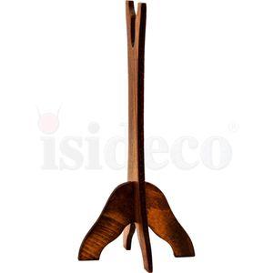 Holz Tischständer für Gewehre – Bild 2