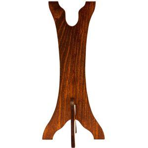 Holz Tischständer für Gewehre – Bild 1