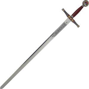 Schwert Excalibur 101cm reich verziert