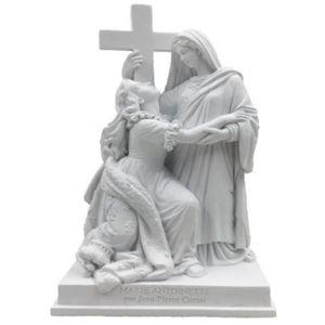 Figurengruppe Marie Antoinette Chapelle expiatoire frei nach Cortot – Bild 1