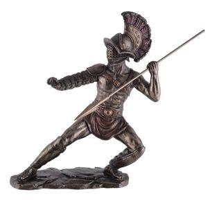 Kämpfender Gladiator Hoplomachus mit Hasta passt zu IVE708-7526 – Bild 1