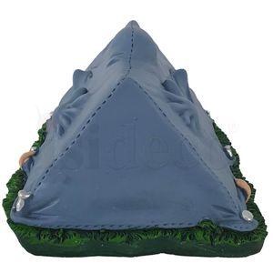 Funny Spardose - JAAA...!!! - Pärchen liegt im Campingzelt 20cm – Bild 5