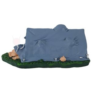 Funny Spardose - JAAA...!!! - Pärchen liegt im Campingzelt 20cm – Bild 6