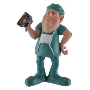 Funny Job - Chirurg Arzt mit Tacker in der Hand 16cm – Bild 1