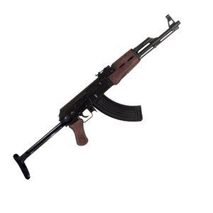 Deko Sturmgewehr Kalaschnikow AK-47 mit Metallbügel