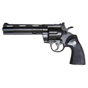 "6"" Deko Revolver Colt Phyton .357 Magnum 31cm 1955"