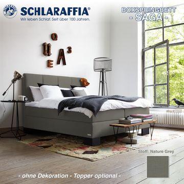 Schlaraffia Boxspringbett Saga Partnermatratze 180x200 cm – Bild 7