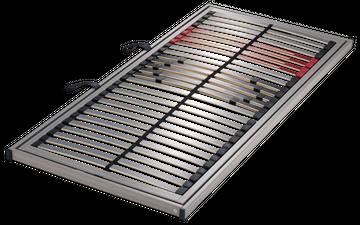 Schlaraffia Classic 28 Side Lift links NV 5-Zonen Lattenrost 80x200 cm – Bild 1