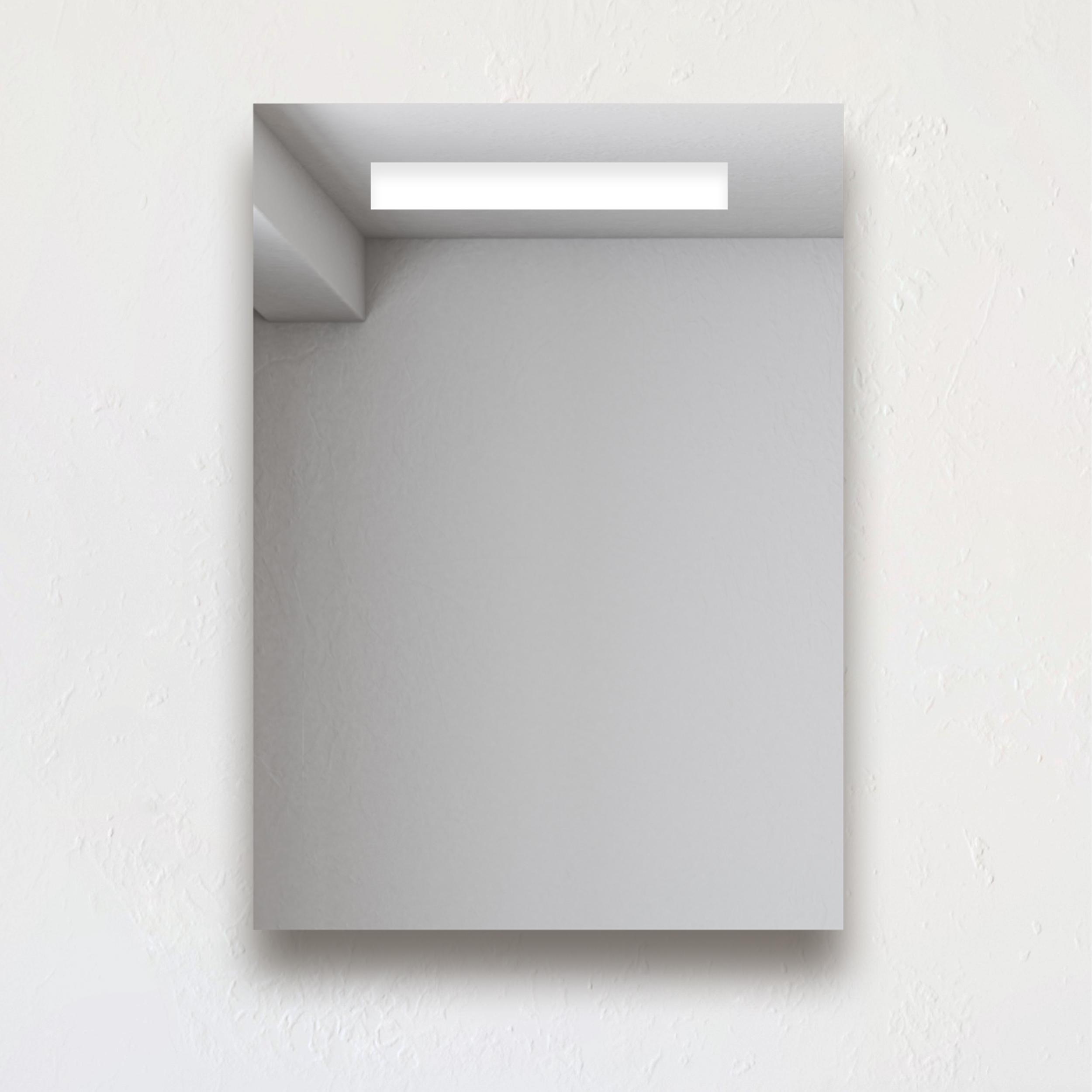 Warmweiß 667975 STANDARD-SERIE Wandspiegel Badspiegel LED Spiegel Kaltweiß