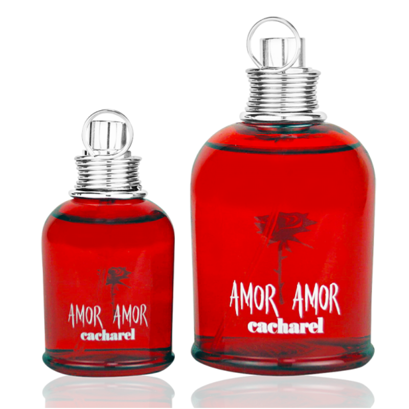 Cacharel Amor Amor Set Eau de Toilette 100ml + Eau de Toilette 30ml