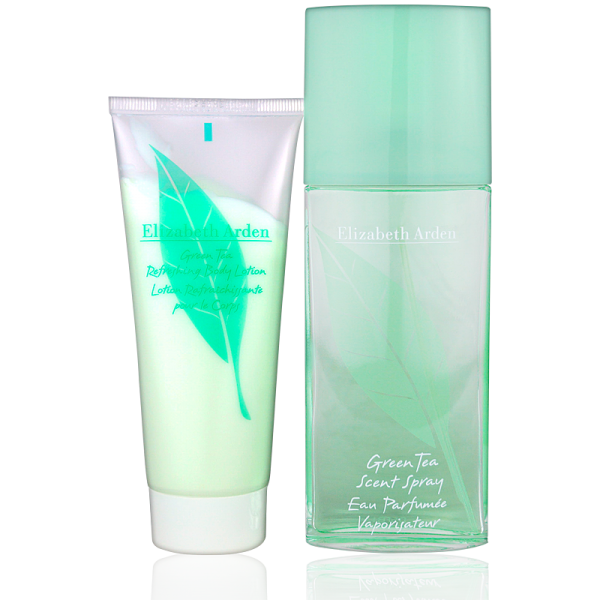 Elizabeth Arden Green Tea Eau Parfumée 100ml + Body Lotion 100ml