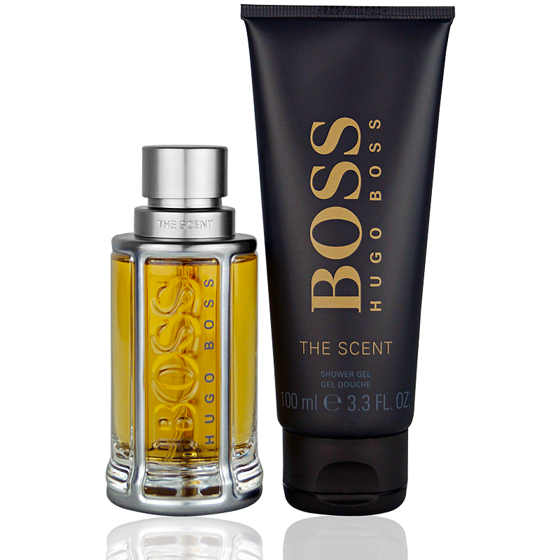 Hugo Boss The Scent Eau de Toilette 50ml + Shower Gel 100ml