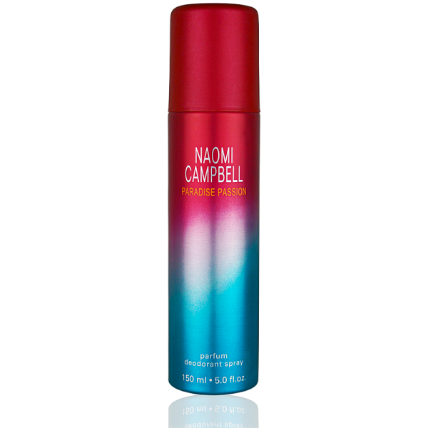 Naomi Campbell Paradise Passion Deo Deodorant Spray 150ml