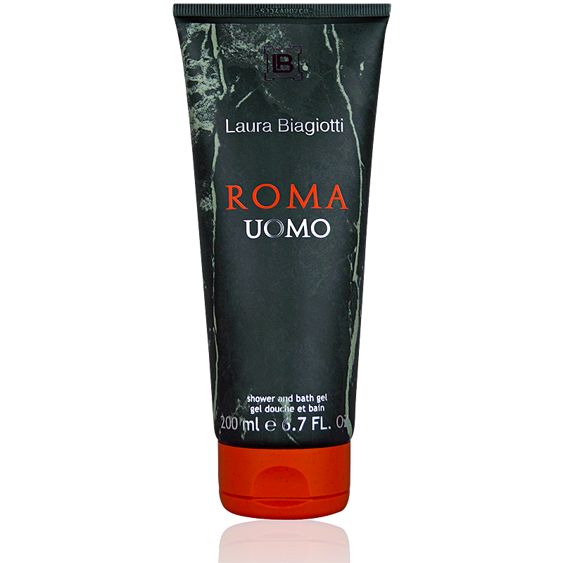 Laura Biagiotti Roma Uomo Shower Gel 200ml
