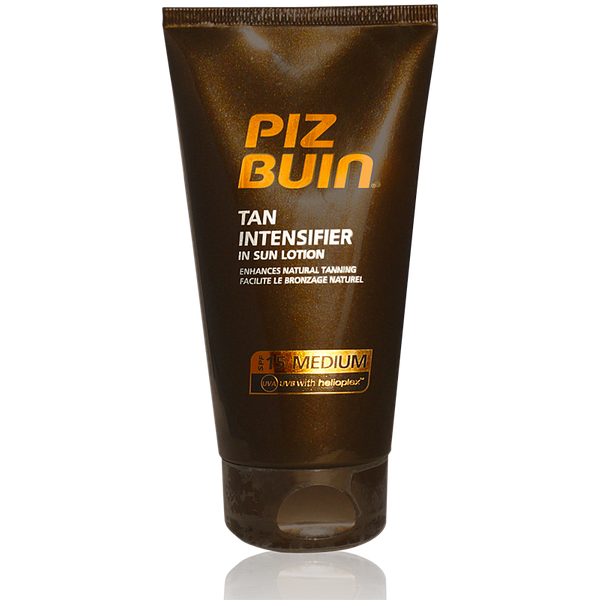 Piz Buin Tan Intesifier Lotion SPF 15 150ml