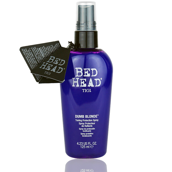 Tigi Bed Head Dumb Blonde Purple Colour Protection Spray 125ml