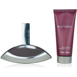 Calvin Klein Euphoria Set Eau de Parfum 100ml + Bodylotion 100ml