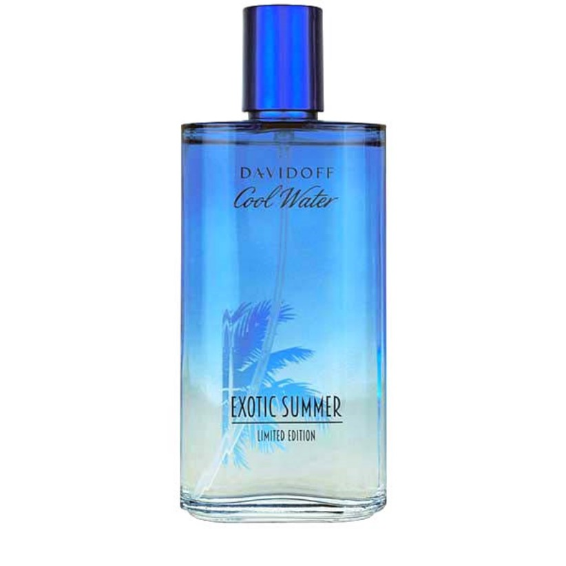 Davidoff Cool Water Exotic Summer 2016 Men Eau de Toilette 125ml
