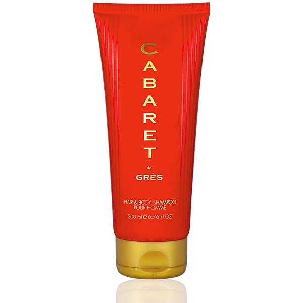 Parfums Gres Cabaret Pour Homme Hair and Body Shampoo 200ml